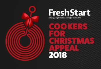 Cookers for Christmas Appeal
