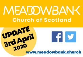 UPDATE 3 April 2020