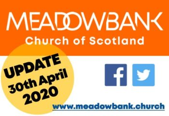 UPDATE 30 April 2020