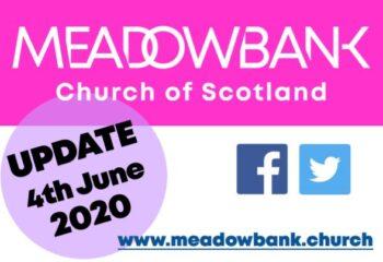 UPDATE 4 June 2020
