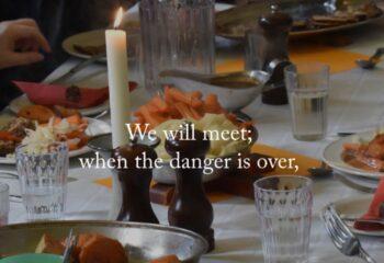 'We will Meet' - a new song by John Bell
