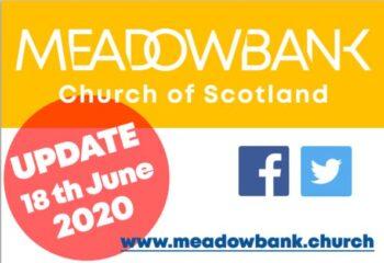 UPDATE 18 June 2020