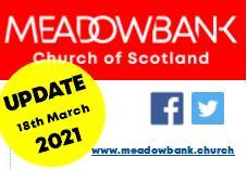 update 18th March 2021