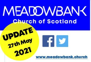 update 27th May 2021